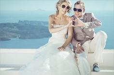 Santorini wedding photography ideas