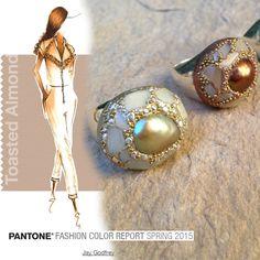 Pantone Fashion Report Spring 2015 | Rubinia gioielli www.rubinia.com