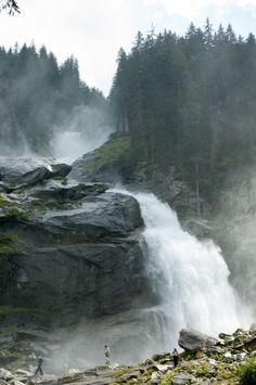 Die Krimmler Wasserfälle