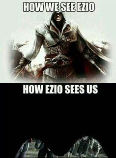 Ezios vision