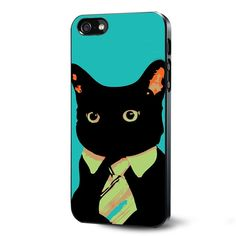 Cat Office Samsung Galaxy S3 S4 S5 Case Samsung Galaxy Note 3 Case iPhone 4 4S 5 5S 5C Case Ipod Touch 4 5 Case