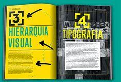 Diseño   web: Excelente diseños de revistas y catalogos para inspiración
