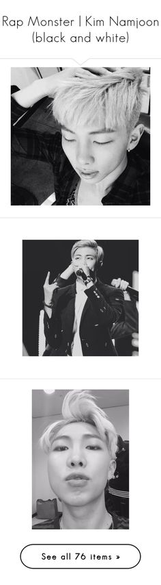 """""""Rap Monster 