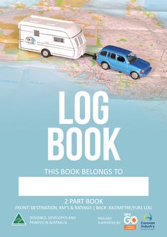 The Caravan & Camper LOG BOOK is an A5 2 part book that will help you keep track of the places you stay and the kilometres that your caravan or camper trailer does. Proudly designed & printed in Victoria. Travel Memories, Camper Trailers, Adventure Awaits, The Great Outdoors, Caravan, A5, Track, Victoria, Printed