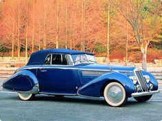 1936 Lancia Astura Convertible Tipo 233C Pininfarina