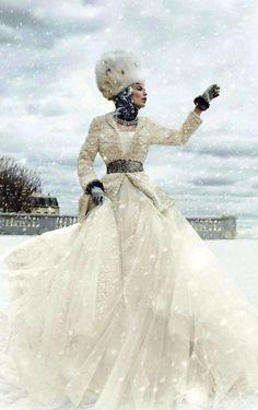 Madeleine De La Motte By Thomas Whiteside For Tatler Russia