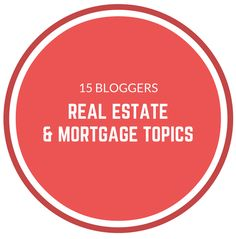 Part 5 (Real Estate) – 15 bloggers with (search engine) authority on key real estate and mortgage terms & topics >> http://blog.investmentpal.com/bloggers-authority-real-estate-terms/