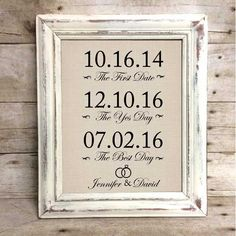 This item is unavailable Printing On Burlap, Custom Wedding Gifts, Wedding Anniversary Gifts, Tie The Knots, My Etsy Shop, Art Prints, Day, Handmade, Check