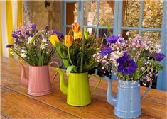 30 Fascinating Low-Budget DIY Garden Pots   Daily source for inspiration and fresh ideas on Architecture, Art and Design