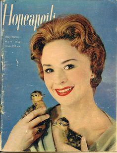 Hopeapeili 1960-4