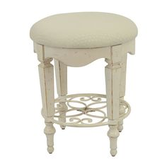 Beatrice Swivel Vanity Stool 1350 Highland Oaks