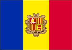 Andorra is one of Europe's hidden gems. Travel to Andorra using these travel tips and resources to unlock the beauty behind this European secret. Flags Of The World, We Are The World, Countries Of The World, European Countries, National Animal, National Flag, National Anthem, Viajes, Outfit