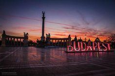 Budapeste como você nunca viu - A Praça dos Heróis