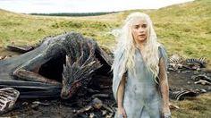 'Game of Thrones' Premiere: Emilia Clarke Promises. 'Game of Thrones' Premiere: Emilia Clarke Promises… Game Of Thrones Free, Game Of Thrones Dragons, Game Of Thrones Funny, Daenerys Targaryen, Khaleesi, Emilia Clarke, Khal Drogo, Game Of Thrones Theories, Game Of Thrones Characters