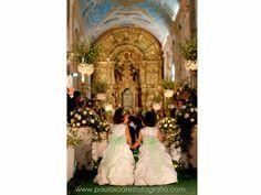 Marisa Campanella Vestidos de novia el cortejo