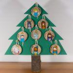 Decorazioni per la casa - Il Ciuicì Advent Calendar, Holiday Decor, Home Decor, Decoration Home, Room Decor, Interior Decorating