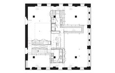 The Forward Residence Manhattan Buildings, Hand Sketch, Lower Manhattan, Research Projects, Architecture Plan, Floor Plans, How To Plan, Architectural Drawings, Bungalows