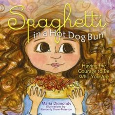 This book is about a girl who brings spaghetti on a hotdog bun to eat for lunch. She gets teased for it and then a bully continues to tease her about her hair and other things. In the end she has the opportunity to help the bully out of a difficult situation and does. The bully then becomes her friend. All kids could relate to the problem of getting picked on for being different.  {Check out lesson idea by following the link}