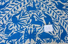 Otomi fabric and textiles from Tenango de Doria, Hidalgo , Mexico