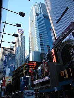 1585 Broadway in 2008 / Morgan Stanley Bulding