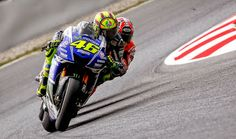 MotoGP. Catalunya, a fierce battle between the old master and the new came out in the favour of the younger!