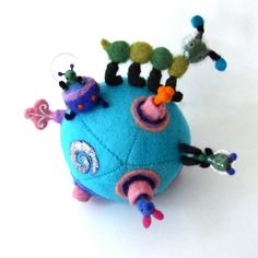 Planet++plush+by+pipapiep+on+Etsy,+$86.00