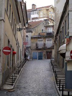 Lisboa - Martim Moniz / Travessa do Jordão | Flickr - Photo Sharing!