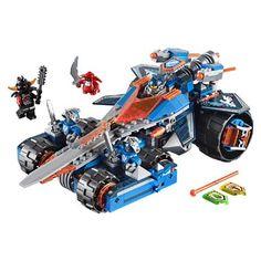 LEGO Nexo Knights Clay's gevechtszwaard 70315 | Intertoys