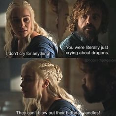 """These """"Game Of Thrones"""" Photos Paired With Incorrect Quotes Are Fucking Hilarious"""