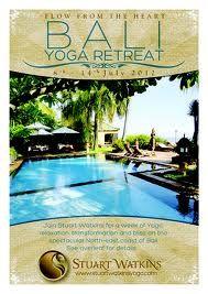 Go on a yoga retreat in Bali