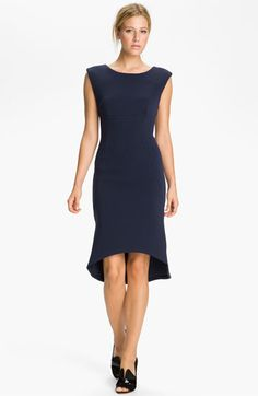 Tracy Reese 'Neoprene' Ponte Knit Dress available at #Nordstrom