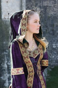 """""""Medieval."""" - some awesome clothing from the middle and late period ~:^]>"""