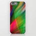 iPhone & iPod Case Multicolored abstract no.51 by Christine Baessler
