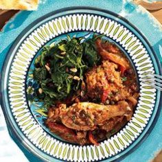 Southern Italian Braised Chicken Southern Italian Braised Chicken