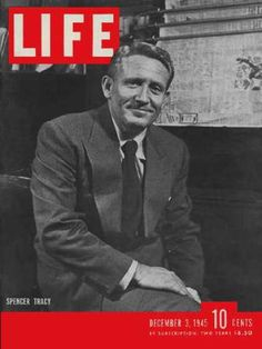 Spencer Tracy - Life Magazine