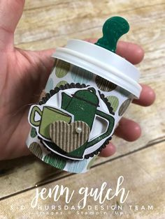 3-D Thursday is here with a Coffee Cafe theme! – Sarahs Ink Spot