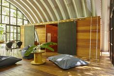 This Woodland Retreat Can Be Packed Up and Moved in a Week  - HouseBeautiful.com