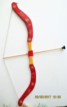 indien cowboy Jouet arc Flèche Cible ensemble pour enfants par exemple sport