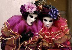 mascaras y carnaval de venecia