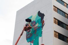 aryz street art mural santurce puerto rico 1