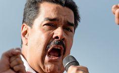 Maduro: Lo que no se pudo con los votos lo haríamos con las http://ift.tt/2tPji2H