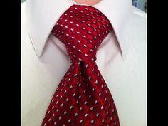 How to Tie a Necktie Pratt Knot