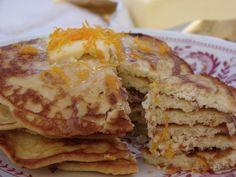 Coconut Flour Pancakes with Gelatin! http://empoweredsustenance.com/coconut-flour-pancakes-with-gelatin/