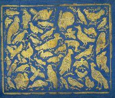 18th century Dutch gilt paper