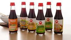 This sampler pack looks like a good option. I've never tried Ponzu sauce before but I like that they're all Organic.