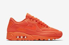 "Nike Air Max 90 Ultra BR ""Total Crimson"" - EU Kicks: Sneaker Magazine"