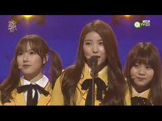 160120 | Golden Disc Awards | GFriend&iKon winning rookie of the year award!