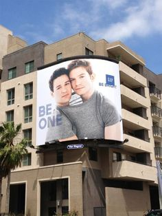 Just because I like it.     One Million Moms is boycotting the GAP because they don't like this ad. So I am heading down to the GAP this weekend and buying something swanky just to piss of OMMs and their holier-than-thou tude.    The ad features Rory O'Malley (Tony nominee for The Book of Mormon) with his boyfriend, Gerold Schroeder