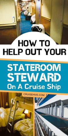 Cruise tips for helping out your stateroom steward during a cruise vacation. via They work extremely hard to support their families back home so here are ways to help your stateroom steward out during your cruise vacation. Carnival Cruise Tips, Disney Cruise Tips, Best Cruise, Cruise Travel, Cruise Vacation, Vacation Travel, Vacation Deals, Travel Deals, Honeymoon Cruises
