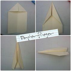 21 papercraft ideas The paper plane